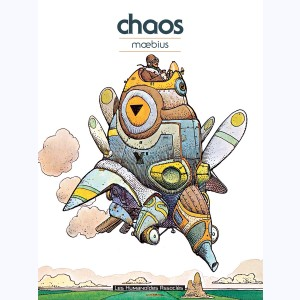 Chaos, Recueil d'illustrations
