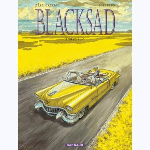 Blacksad : Tome 5, Amarillo