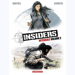 Insiders : Tome 2, Intégrale