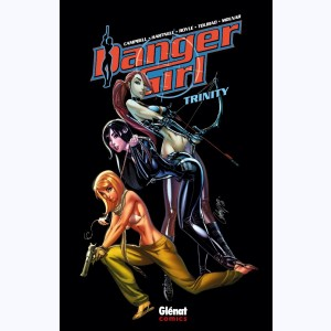 Danger Girl : Tome 3, Trinity
