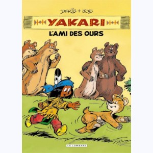 Yakari, l'ami des animaux : Tome 3, L'ami des ours