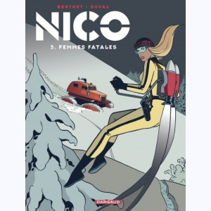 Nico : Tome 3, Femmes fatales
