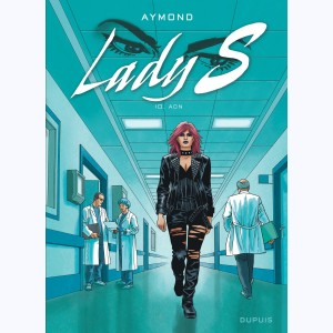 Lady S. : Tome 10, ADN