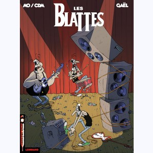 Les Blattes : Tome 1, On tour