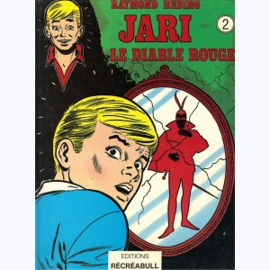 Jari : Tome 2, Le diable rouge