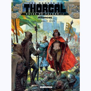 Kriss de Valnor : Tome 4, Alliances