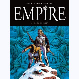 Empire : Tome 2, Lady Shelley