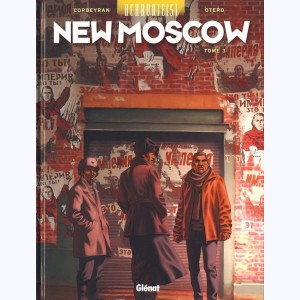 Uchronie(s) : Tome 3, New Moscow