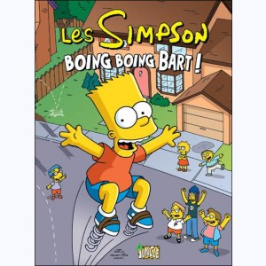 Les Simpson : Tome 5, Boing boing Bart !