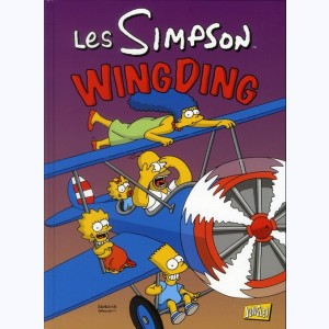 Les Simpson : Tome 16, Wing Ding