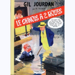 Gil Jourdan : Tome 10, Le chinois à 2 roues