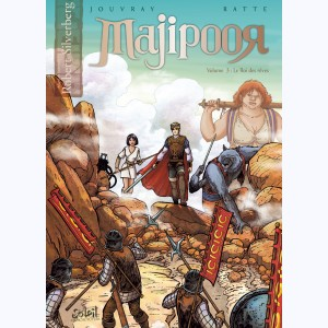 Majipoor : Tome 3, Le Roi des rêves