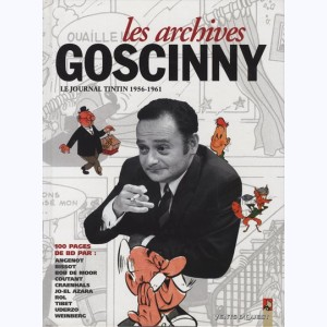 Les Archives Goscinny, Le journal de Tintin (1956-1961)