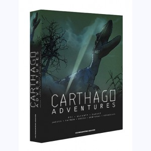 Carthago Adventures : Tome (1 à 4), Coffret