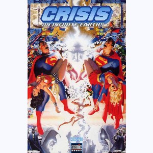 Crisis on infinite earths : Tome 1