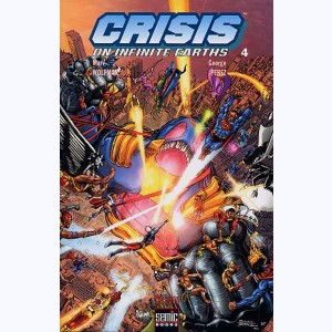 Crisis on infinite earths : Tome 4