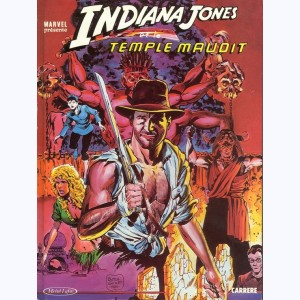 Indiana Jones, Indiana Jones et le temple maudit