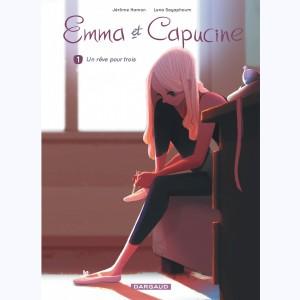 Emma et Capucine de Jérôme Hamon et Lena Sayaphoum chez Dargaud.