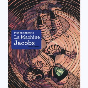 Autour de Blake & Mortimer, La Machine Jacobs