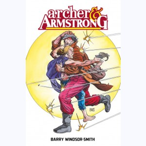Archer & Armstrong