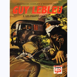 Guy Lebleu : Tome 3, Les pirates de la nuit