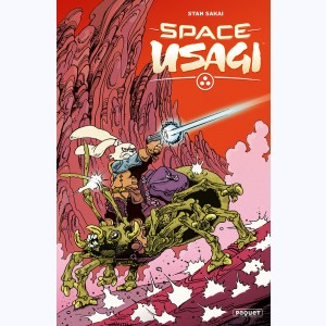 Usagi Yojimbo Comics, Space Usagi