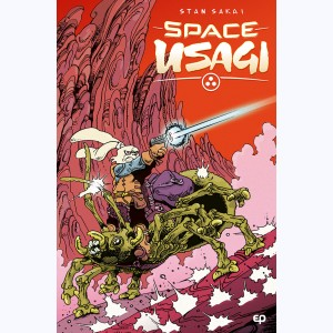 Usagi Yojimbo Comics, Space Usagi :
