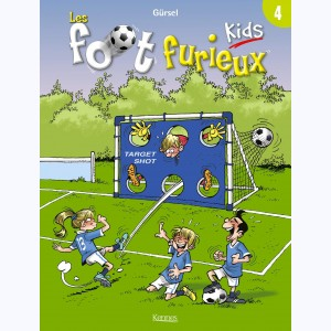 Foot Furieux Kids : Tome 4