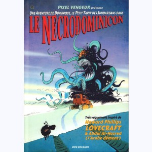 Dominique : Tome 2, Le Nécrodominicon