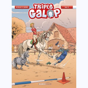 Triple Galop : Tome 14