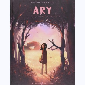 Ary : Tome 1, Les yeux d'Isalo