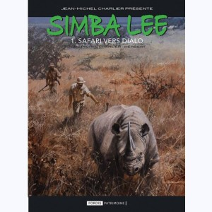 Simba Lee : Tome 1, Safari vers Dialo