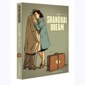 Shanghai Dream : Tome (1 & 2), Coffret