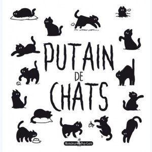 Putain de chat : Tome (1 à 4), Coffret Putain de chats
