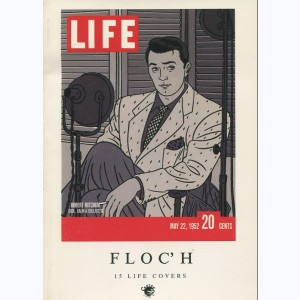 Life (Floc'h), 15 Life covers