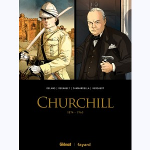 Churchill : Tome (1 & 2), Coffret