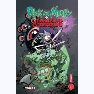 Rick & Morty, VS. Dungeons & Dragons