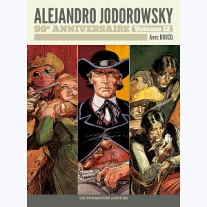 Jodorowsky 90 ans : Tome 12, Bouncer