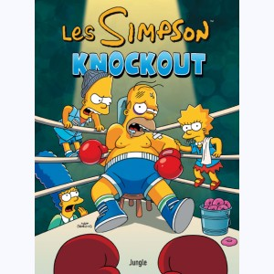 Les Simpson : Tome 40, Knock-out