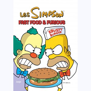 Les Simpson : Tome 39, Fast food & furious