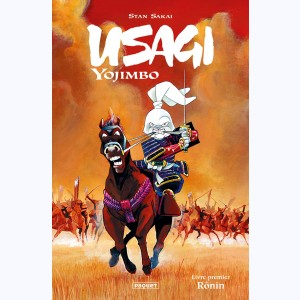 Usagi Yojimbo Comics : Tome 1, Couleur