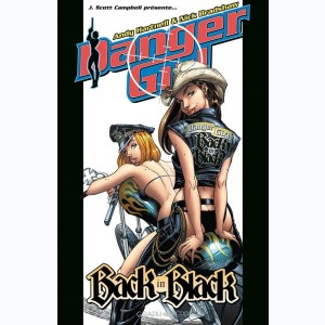 Danger Girl : Tome 4, Back in Black