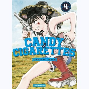 Candy & Cigarettes : Tome 4